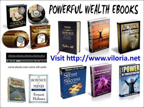 Supreme Wealth Alliance Ebooks